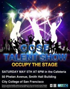 CCSF Talent Show